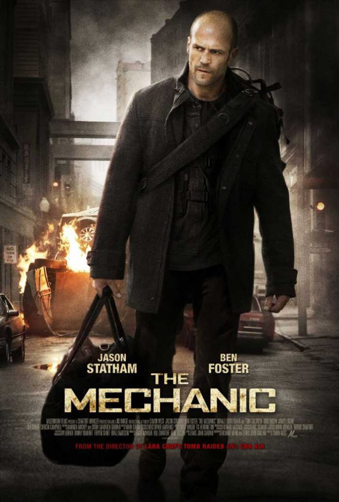 دانلود فیلم مکانیک The Mechanic دوبله فارسی فیلم سینمایی The Mechanic 2011