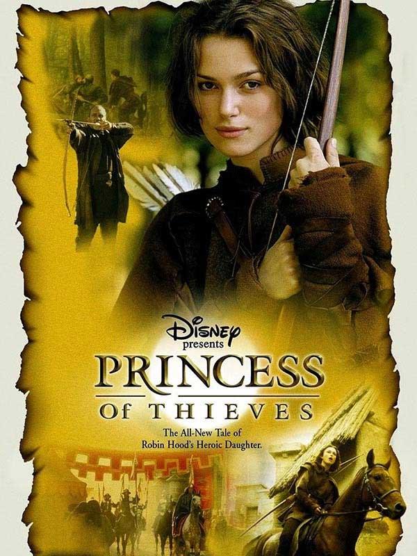 دانلود فیلم عروس دزدان Princess of Thieves دوبله فارسی با لینک مستقیم