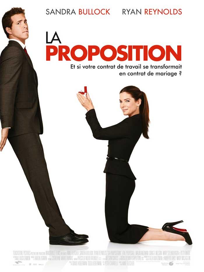 دانلود فیلم خواستگاری The Proposal دوبله فارسی The Proposal 2009