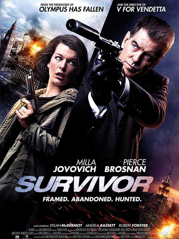 دانلود فیلم بازمانده Survivor دوبله فارسی فیلم سینمایی Survivor 2015 با کیفیت HD
