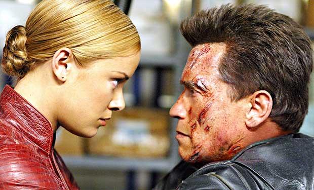 دانلود فیلم ترمیناتور 3 Terminator 3: Rise of the Machines دوبله فارسی