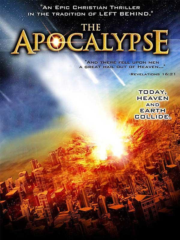 دانلود فیلم شهاب سنگ The Apocalypse دوبله فارسی The Apocalypse 2007