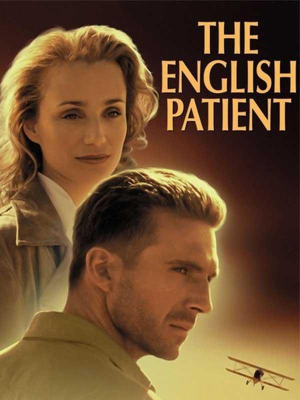 دانلود فیلم بیمار انگلیسی The English Patient دوبله فارسی 1996