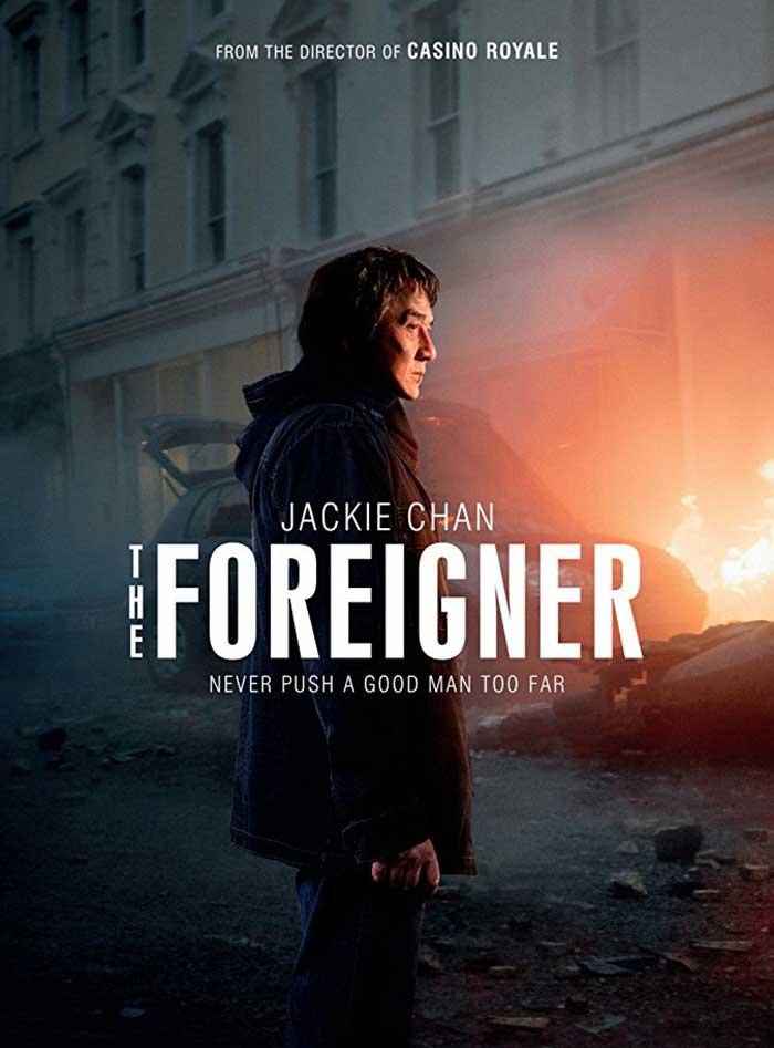 دانلود فیلم The Foreigner خارجی دوبله فارسی فیلم بیگانه جکی چان