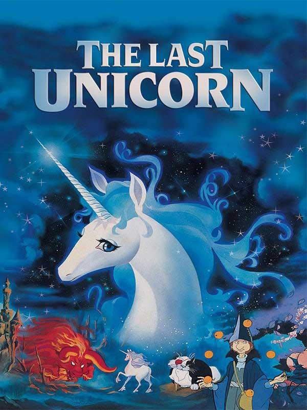 دانلود انیمیشن زیبای آخرین تک شاخ The Last Unicorn دوبله فارسی کارتون اسب تک شاخ