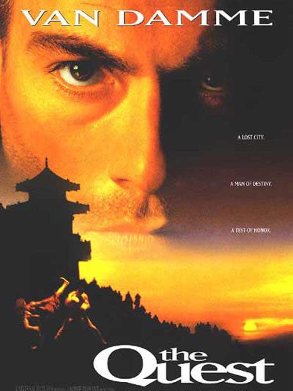 دانلود فیلم The Quest هدف نهایی دوبله فارسی The Quest 1996