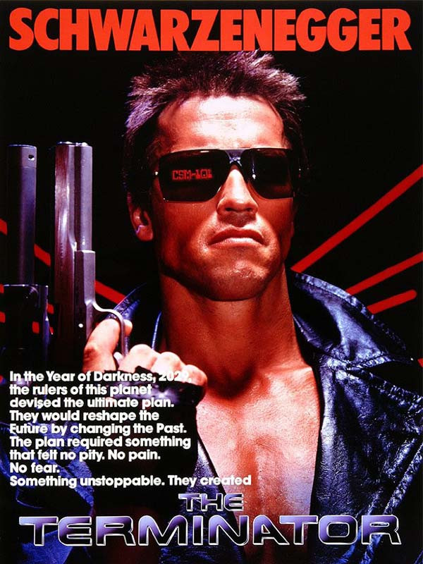 دانلود فیلم ترمیناتور 1 The Terminator 1984 دوبله فارسی لینک مستقیم رایگان