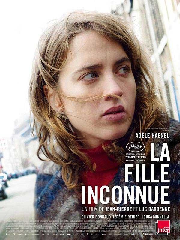دانلود فیلم دختر ناشناس The Unknown Girl دوبله فارسی The Unknown Girl 2016
