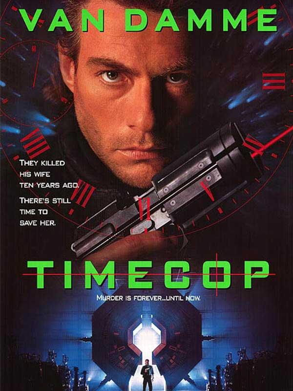 دانلود فیلم پلیس زمان Timecop دوبله فارسی فیلم سینمایی Timecop 1994