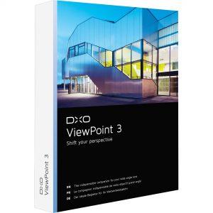 DxO ViewPoint 3.1.4.251 دانلود نرم افزار ویرایش حرفه ای تصاویر و اصلاح آنها