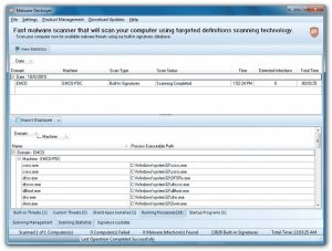 EMCO Malware Destroyer 8.2.25.1121 دانلود نرم افزار امنیت در ویندوز