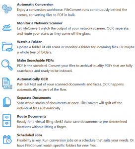 FileConvert Professional Plus 10.2.0.23 نرم افزار تبدیل فایل های مختلف به PDF