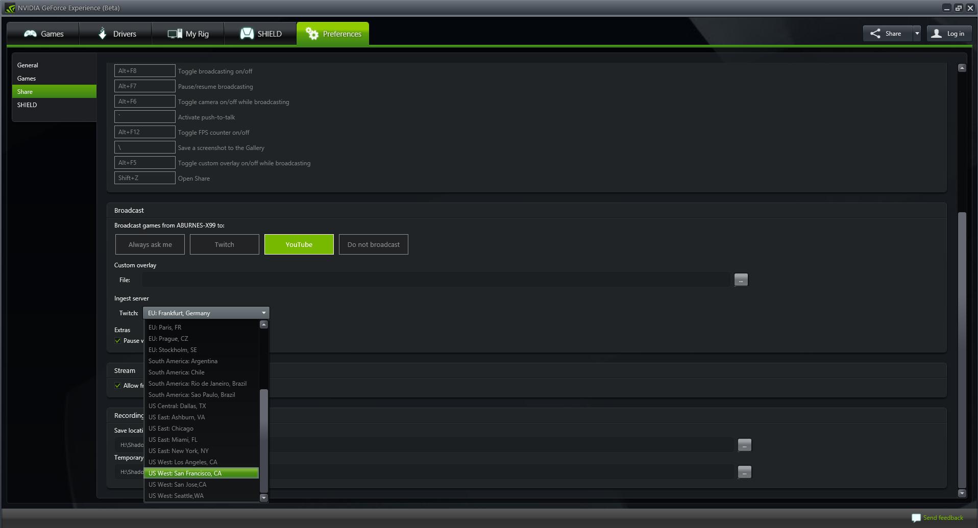 NVIDIA GeForce Experience 3.12.0.84 نرم افزار اجرای بهتر بازی های ویدئویی