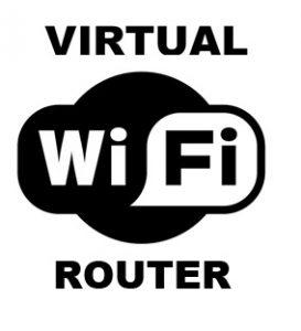 Virtual Router Plus 3.3.0 دانلود نرم افزار اشتراک گذاری اینترنت کامپیوتر بصورت وای فای