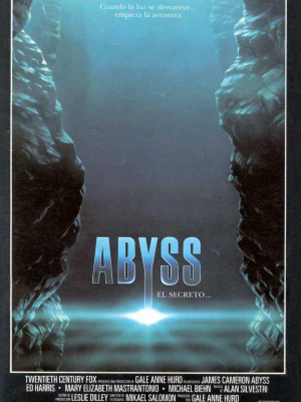 دانلود فیلم ورطه The Abyss 1989 دوبله فارسی اثری از جیمز کامرون