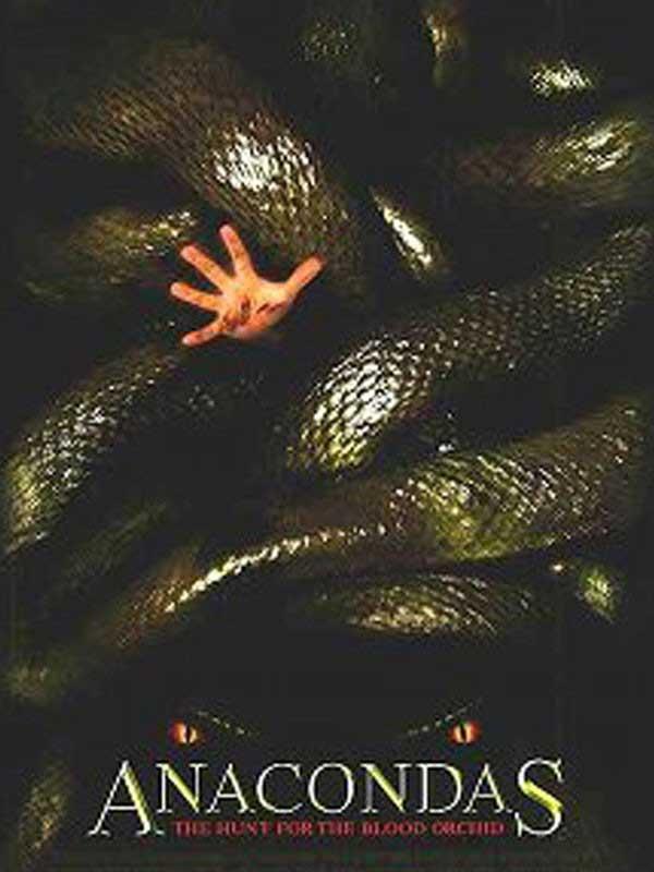 دانلود فیلم آناکونداها Anacondas: The Hunt for the Blood Orchid دوبله فارسی