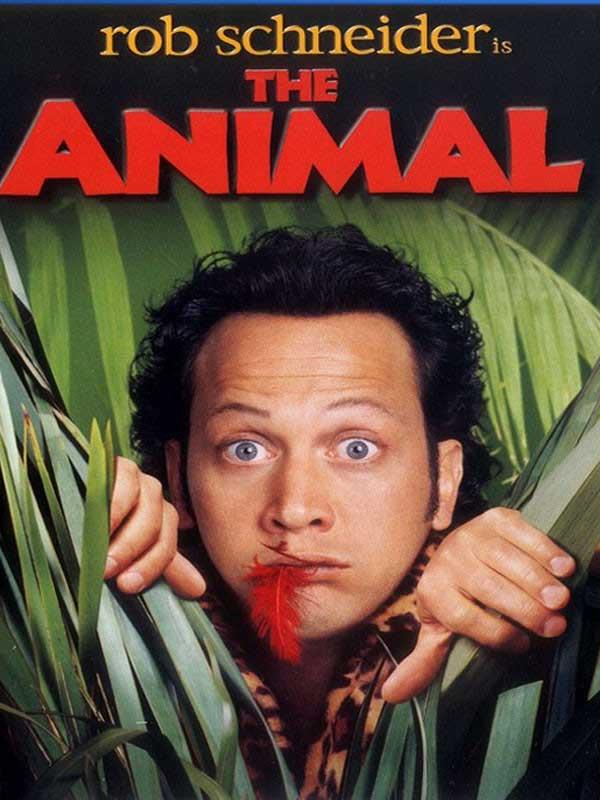 دانلود فیلم حیوان The Animal دوبله فارسی The Animal 2001