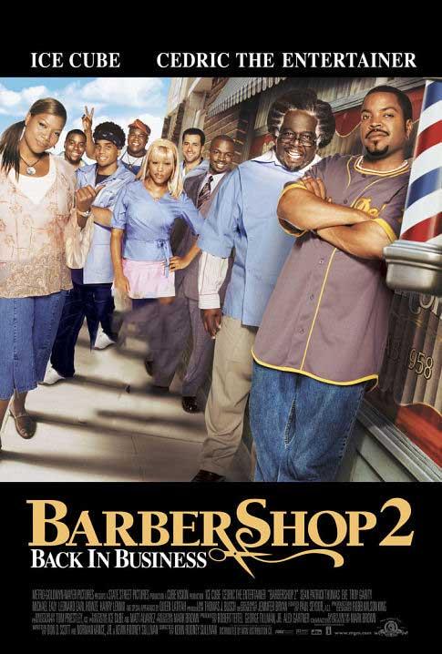 دانلود فیلم آرایشگاه 2 Barbershop 2: Back in Business دوبله فارسی