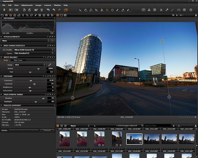 Phase Capture One Pro 11.0.1.30 ویرایش حرفه ای تصاویر