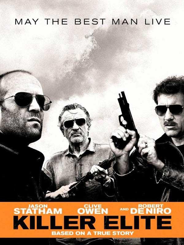 دانلود فیلم نخبگان قاتل Killer Elite دوبله فارسی Killer Elite 2011