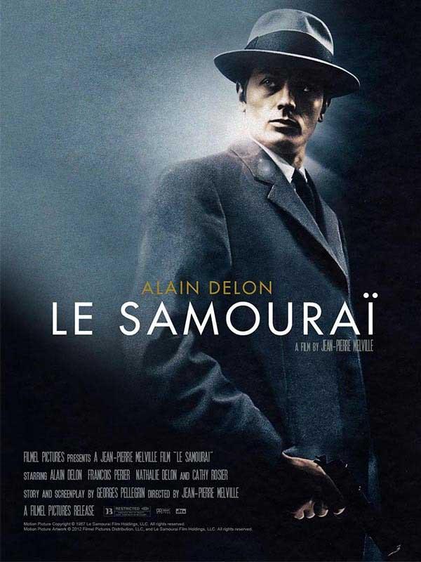 دانلود فیلم سامورایی Le Samouraï دوبله فارسی فیلم Le Samouraï 1967