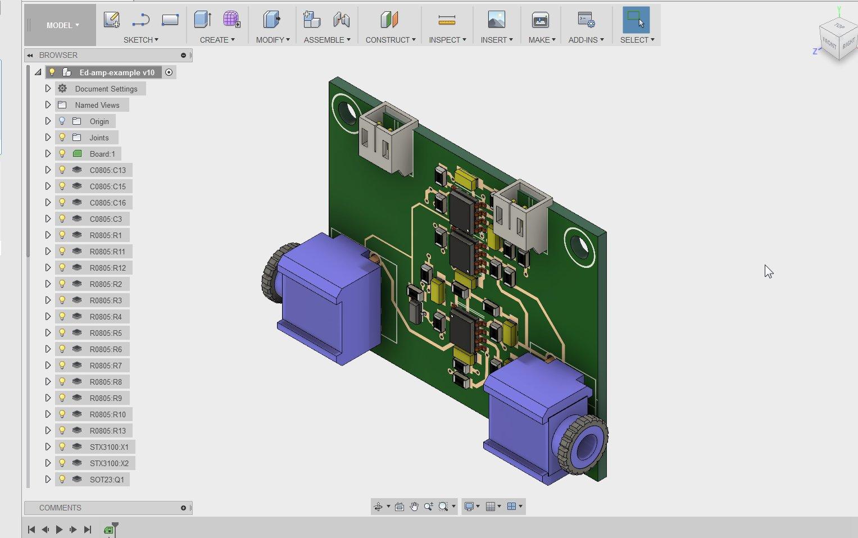 Autodesk EAGLE Premium 8.6.0 نرم افزار طراحی مدارات الکترونیکی