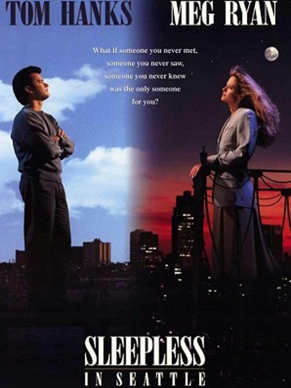 دانلود فیلم بیخوابی در سیاتل Sleepless in Seattle دوبله فارسی با لینک مستقیم