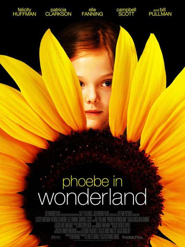 دانلود فیلم فی بی در سرزمین عجایب Phoebe in Wonderland دوبله فارسی