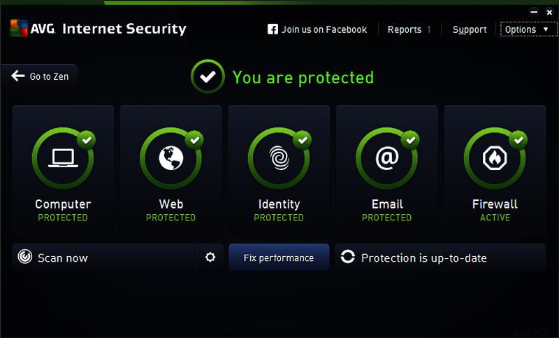 AVG Internet Security 17.9.3761.0 دانلود نرم افزار امنیتی AVG