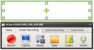 oCam Screen Recorder Pro 452.0 دانلود نرم افزار ضبط صفحه نمایش