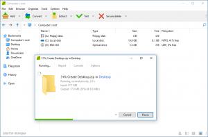 PeaZip 6.5.1 دانلود نرم افزار فشرده سازی فایل ها و فولدر ها. دانلود PeaZip 6.5.1