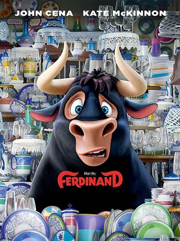 دانلود انیمیشن فردیناند Ferdinand دوبله فارسی با لینک مستقیم Ferdinand 2017