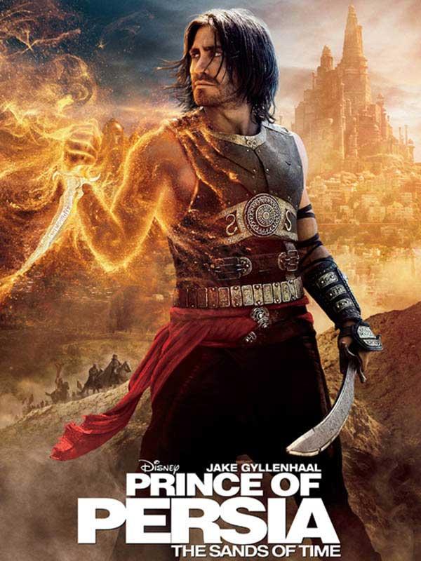 دانلود فیلم شاهزاده ایرانی شن های زمان Prince of Persia: The Sands of Time