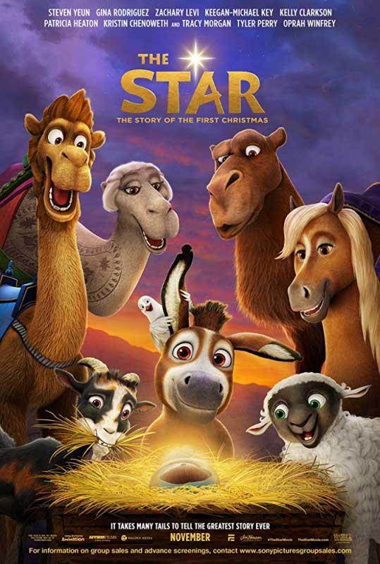دانلود انیمیشن ستاره The Star دوبله فارسی لینک مستقیم انیمیشن استار 2017
