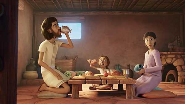 دانلود انیمیشن زیبای ستاره The Star دوبله فارسی لینک مستقیم انیمیشن زیبای استار 2017