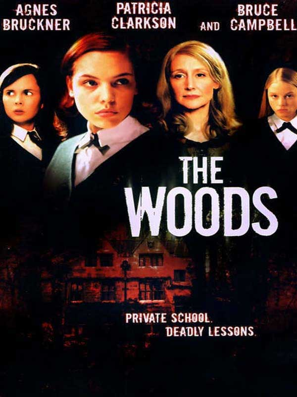 دانلود فیلم وحشت در بیشه The Woods دوبله فارسی 2006 با لینک مستقیم