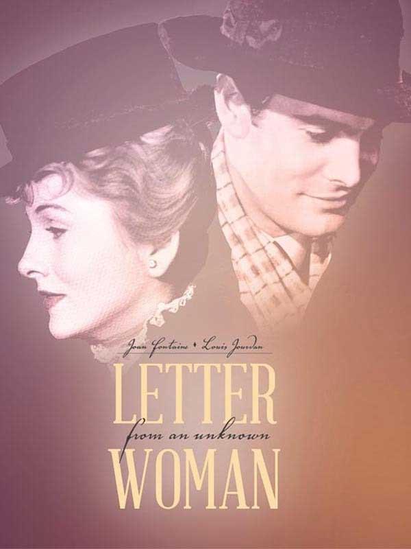 دانلود فیلم نامه ای از زنی ناشناس Letter from an Unknown Woman دوبله فارسی