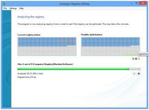Auslogics Registry Defrag 11.0.6.0 دانلود نرم افزار یکپارچه سازی رجیستری ویندوز