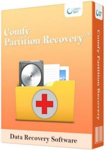 Comfy Partition Recovery 2.8 دانلود نرم افزار بازیابی پارتیشن های ویندوز