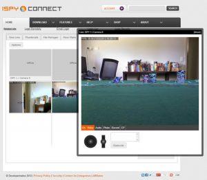 iSpy 7.0.0.0 دانلود نرم افزار تبدیل وبکم به دوربین مدار بسته. دانلود نرم افزار iSpy 7.0.0.0
