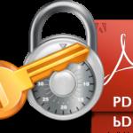 Mgosoft PDF Password Remover 9.7.4 دانلود نرم افزار حذف رمز فایل های PDF