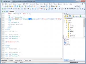 Blumentals Rapid HTMLPad 15.0.0.200 نرم افزار ویرایش و کد نویسی HTML