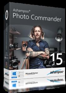Ashampoo Photo Commander 15.0.3 دانلود نرم افزار ویرایش حرفه ای عکس