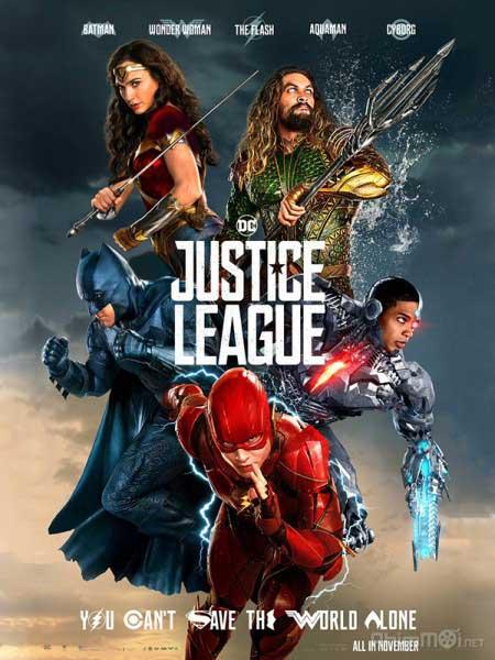 دانلود فیلم Justice League لیگ عدالت دوبله فارسی دو زبانه لینک مستقیم رایگان