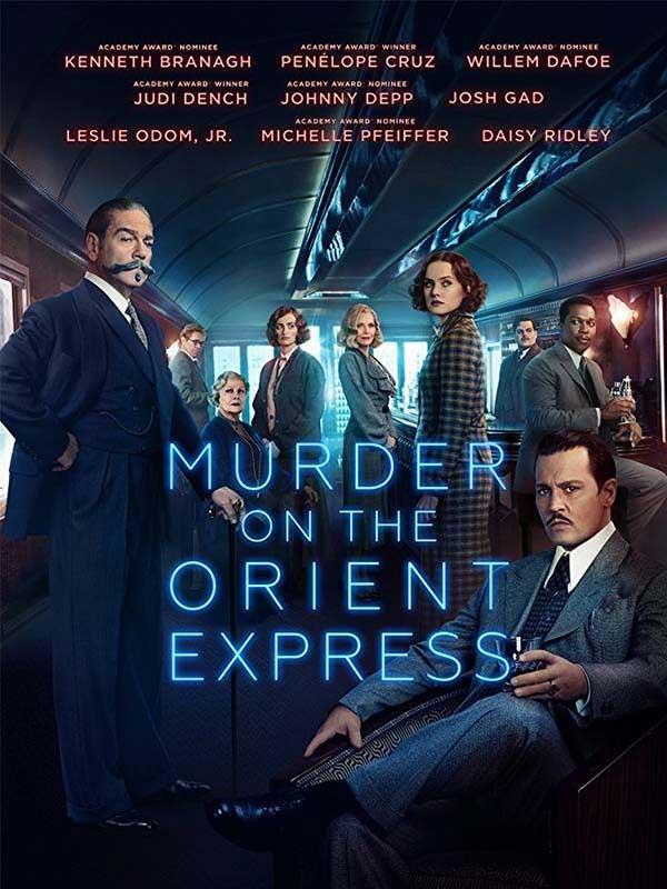 دانلود فیلم قتل در قطار سریع السیر شرق Murder on the Orient Express دوبله فارسی