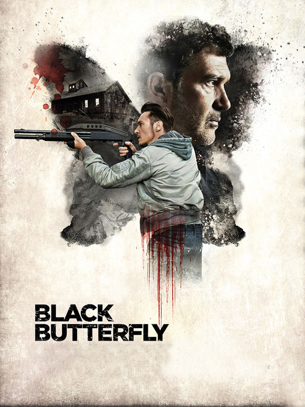 دانلود فیلم پروانه سیاه Black Butterfly دوبله فارسی 2017 لینک مستقیم