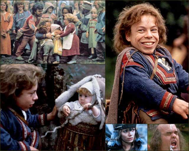 دانلود فیلم ویلو Willow دوبله فارسی لینک مستقیم رایگان Willow 1988