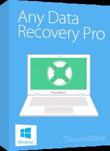 Tenorshare Any Data Recovery Professional 6.4.0.0 بازیابی حرفه ای اطلاعات