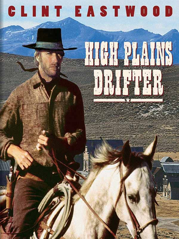 دانلود فیلم غریبه دشت های بالا High Plains Drifter دوبله فارسی 1973