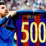 دانلود 500 گل لیونل مسی برای بارسلونا 2004-2017 با لینک مستقیم